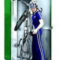 Bicycle & bike lockers
