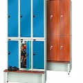 Lockers Stands