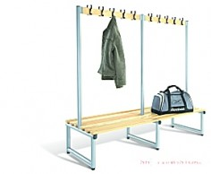 Double Sided Hook Bench