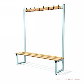 Single Sided Hook Bench