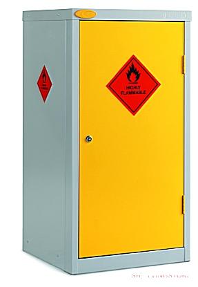 Small Hazardous Cabinet