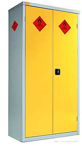8 Compartment Hazardous Cabinet