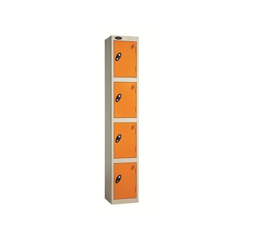 Four Door Locker