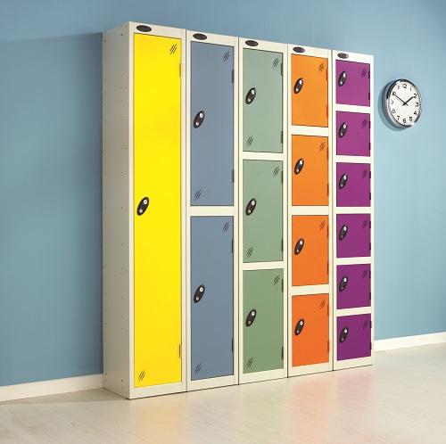 Six Door Locker